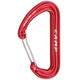 Camp Photon Wire Carabiner Red